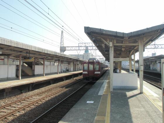 近鉄の鮮魚列車06