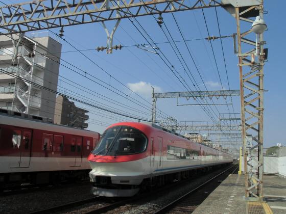 近鉄の鮮魚列車10