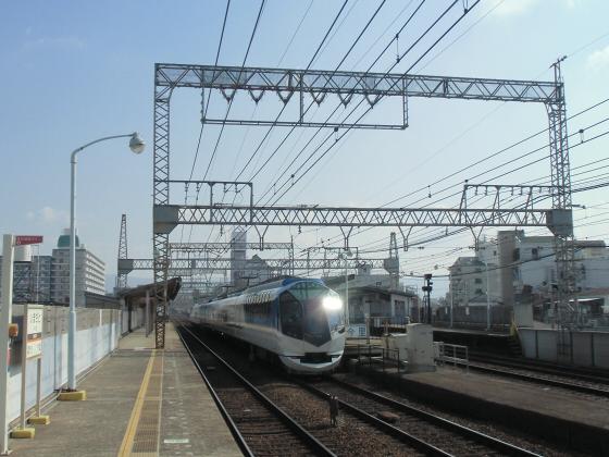 近鉄の鮮魚列車12
