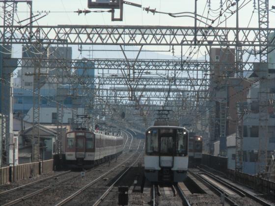 鮮魚列車のとき近鉄電車03