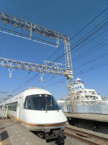 鮮魚列車のとき近鉄電車08