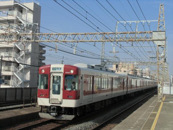 鮮魚列車のとき近鉄電車09