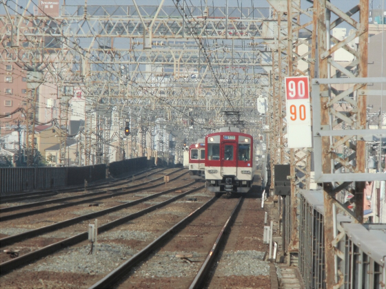 鮮魚列車のとき近鉄電車10