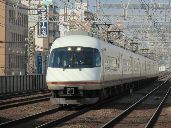鮮魚列車のとき近鉄電車11