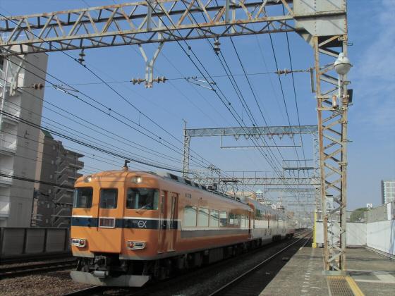 鮮魚列車のとき近鉄電車13
