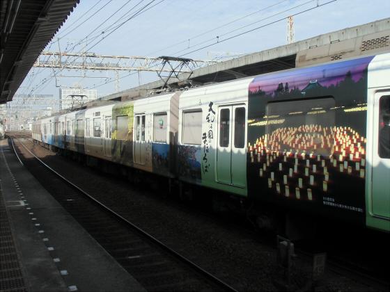 鮮魚列車のとき近鉄電車17