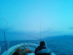 20131116 釣吉丸出港