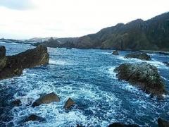 20131124 ポコンの陸から三つ岩方向