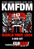 20th Anniversary World Tour 2004 DVD