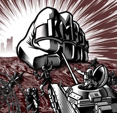 KMFDM Fist 2012
