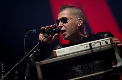 KMFDM Theix France