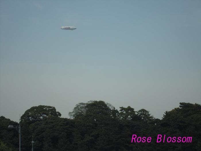 飛行船20100419