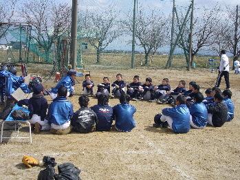 2010年 練習試合