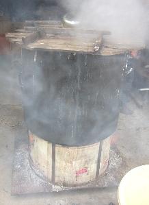 2010年 味噌作り