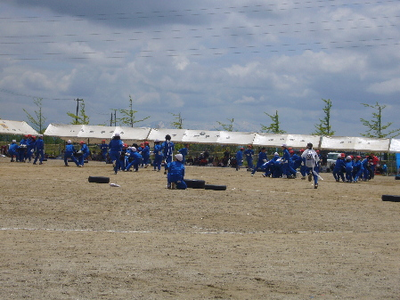2010年 小学校運動会
