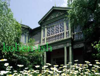 旧バジーャジ邸(ペルシャ館)L