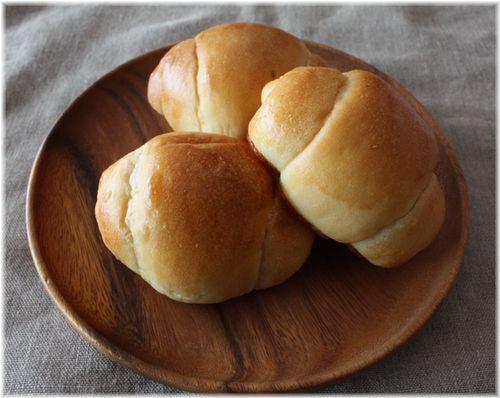 2012/4/16ロールパン
