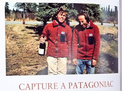 PATAGONIA UNEXPECTED
