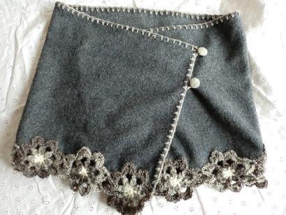 巻きスカート (1)