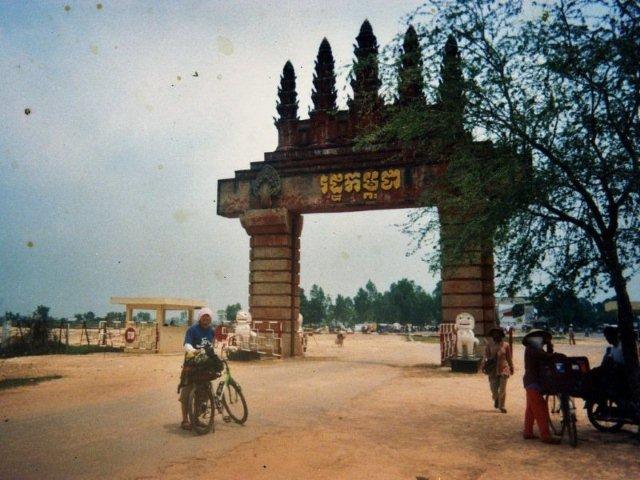 カンボジア~ベトナム