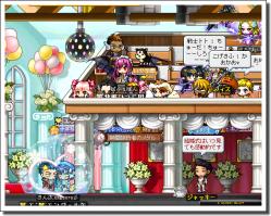 さんたんs&煌sの結婚式~^^
