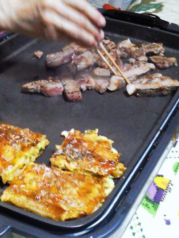 お好み焼&ステーキ-2