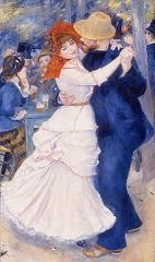 ブージヴァルのダンス