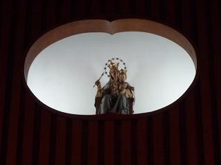 上野毛教会100221-3