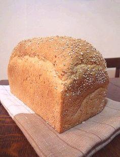 ライ麦パン100226