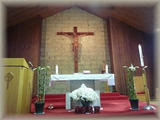 復活の主日100404
