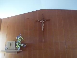 カトリック百合丘教会100314-3