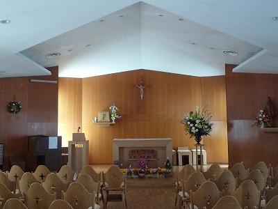 カトリック百合丘教会100314-2
