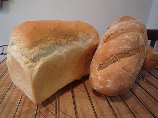イギリスパン100315