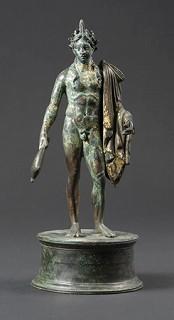 メルクリウス小像