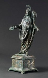 ゲニウス小像