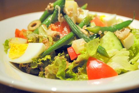 ニース風サラダ2