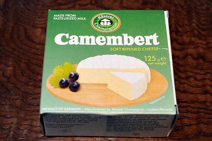 カマンベール 箱