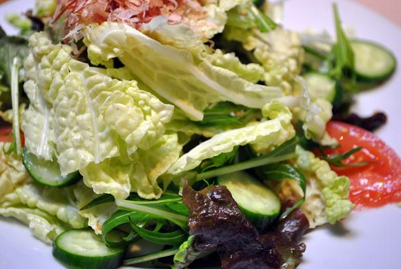 白菜サラダ2