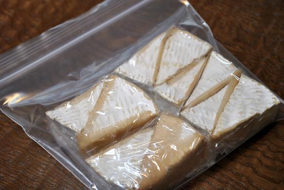 チーズの保存