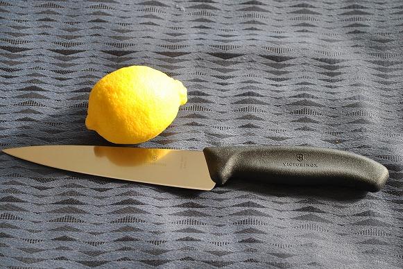 ビクトリノックススモールシェフナイフ2