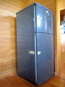 日立冷蔵庫 URBAN LIFE R-12A3