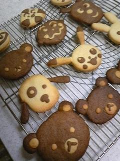 2011 1月クッキー
