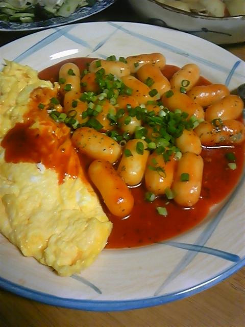 2011韓国食材トッポギ