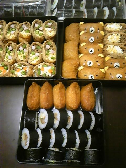 2011 お祭り料理