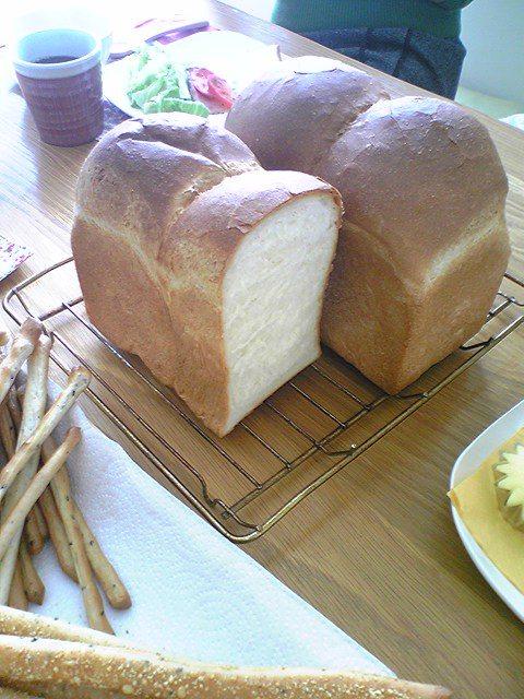 山型食パン 4日