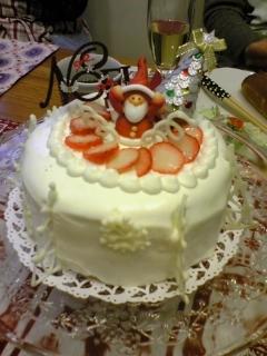16日ケーキ