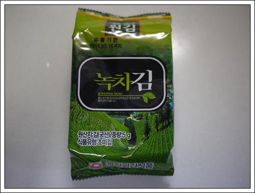 韓国のり1