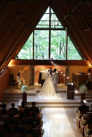 教会の式(ブログ)