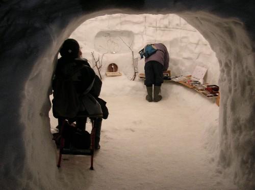 雪まつり会場3