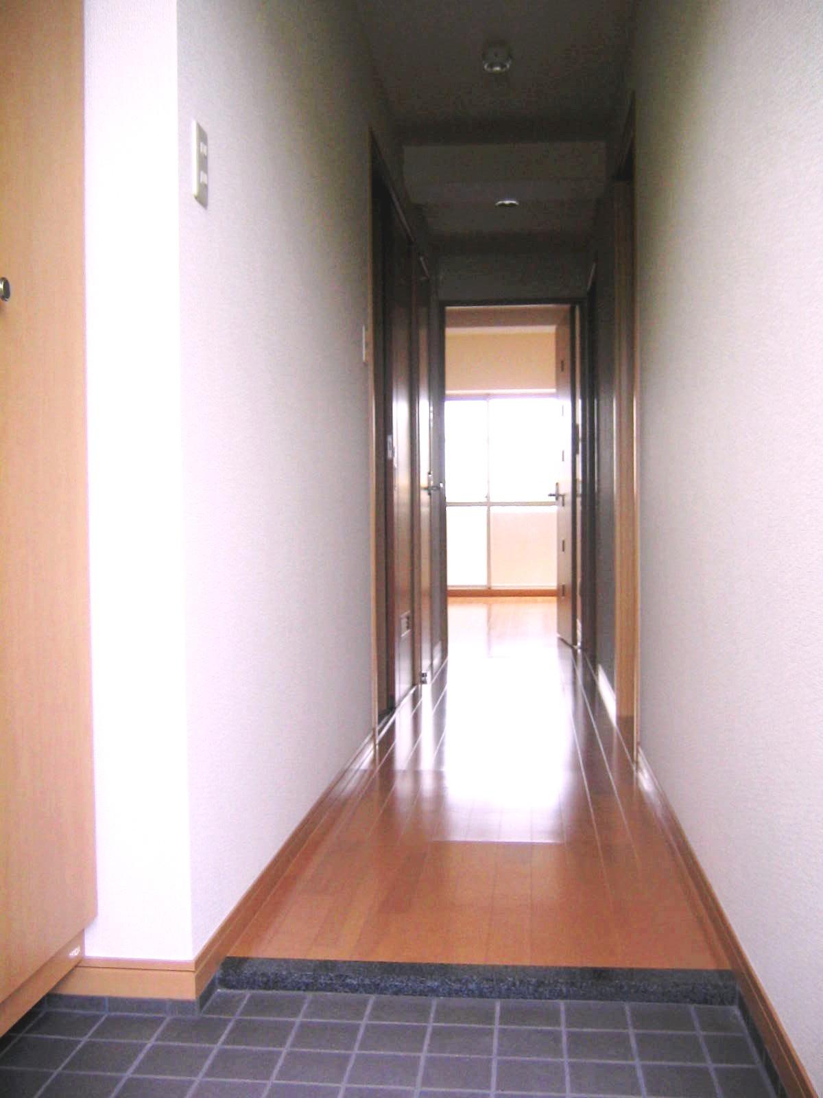 パルミエールきむら(2~4F)2号タイプ-廊下